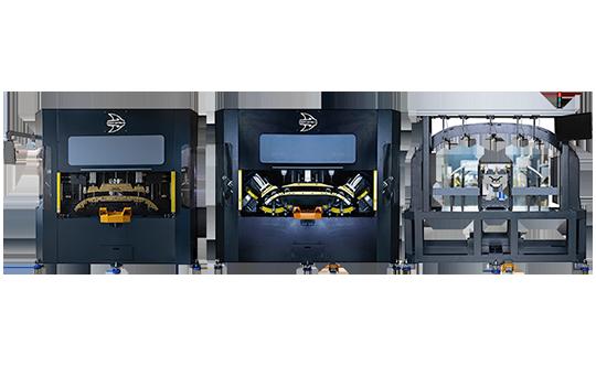 MBD1300 CNC Aluminum Bumper Profile Production Line