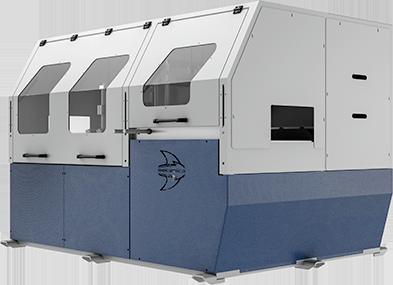 MTK 600 E Industrial Aluminum Automatic Cutting Machine